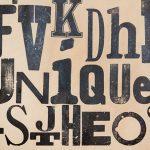 デザインは、文字をいかに見せるかで、決まる